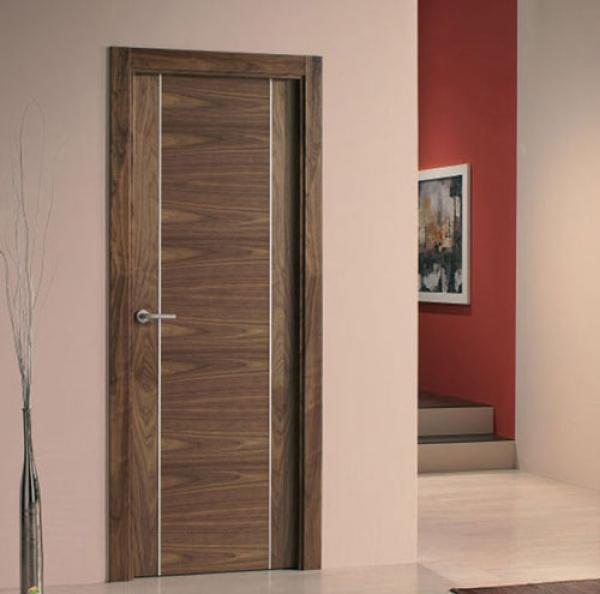 Puerta De Interior Moderna Modelo 9300 Puertas Calvo