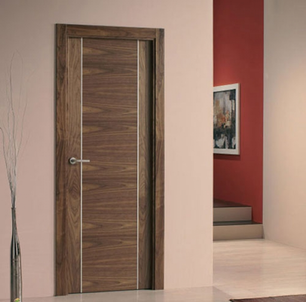 Puerta de interior moderna modelo 9300 puertas calvo for Puertas de interior precios