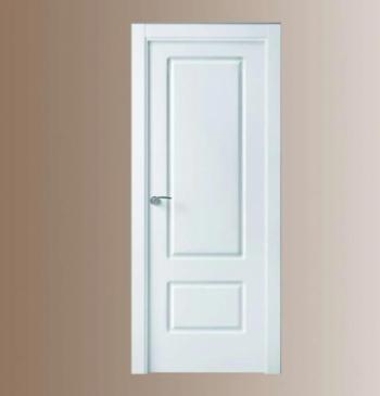 Puerta blanca modelo 8500 puertas calvo for Puertas interior blancas economicas