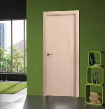 Puertas de interior puertas calvo for Modelos de puertas de madera para interiores