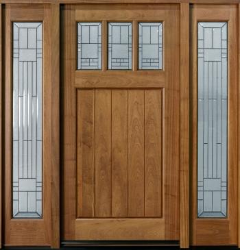 puerta rustica modelo puerta exterior de madera