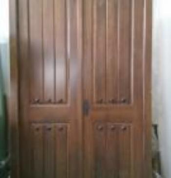 Puerta modelo r 9 puertas calvo - Puertas rusticas de exterior segunda mano ...